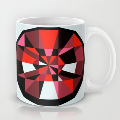 Garnet Mug by Kate England