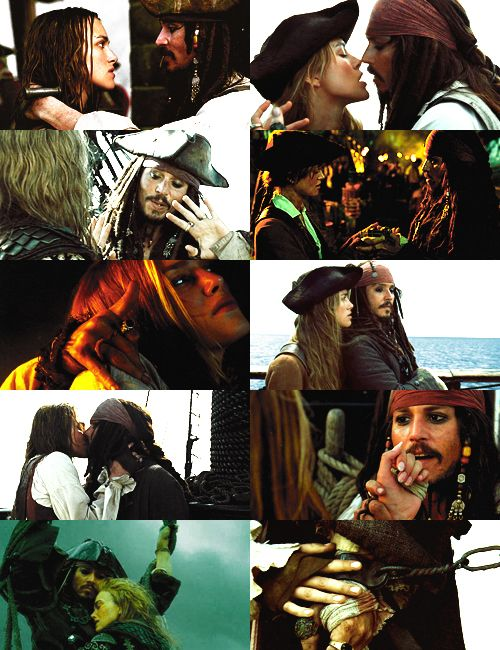 Jack & Elizabeth | Pirates of the Caribbean