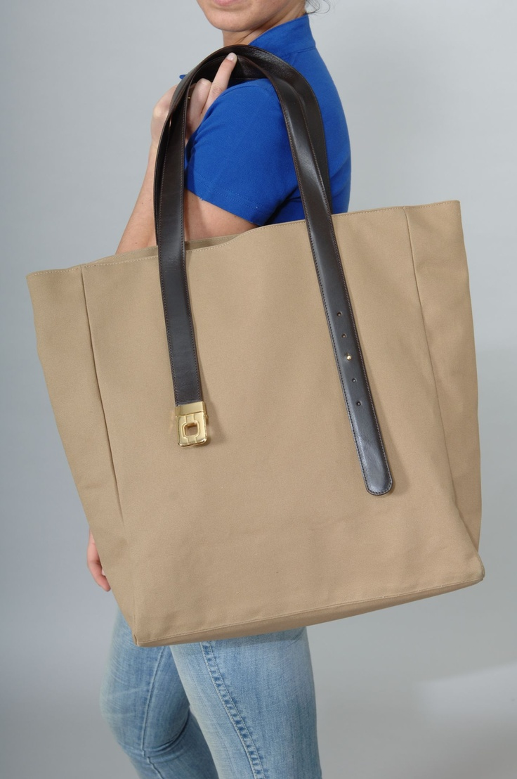 borsa in canvas con cinture vintage  https://secure.blomming.com/mm/gattacicova/items/borsa-in-canvas?view_type=thumbnail