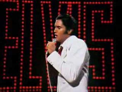 Elvis Presley- If I Can Dream.