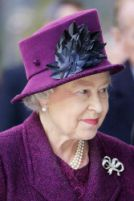 Queen Elizabeth, November 29, 2007 - Philip Somerville