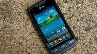 Samsung Rugby Pro review: Android toughie for a fair price The $99 durable smartphone for AT&T will join push-to-talk with Android Ice Cream Sandwich.