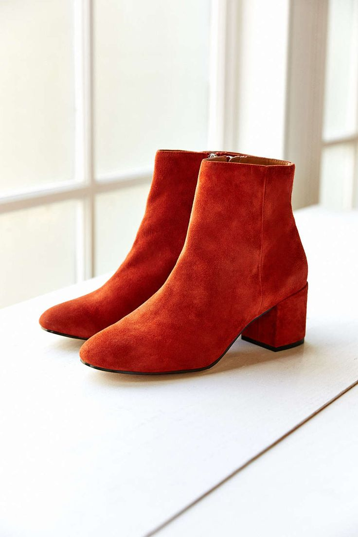 Thelma Suede Boot - Urban Outfitters