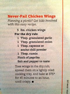 Never Fail Chicken Wings (Guy Fieri's recipe)