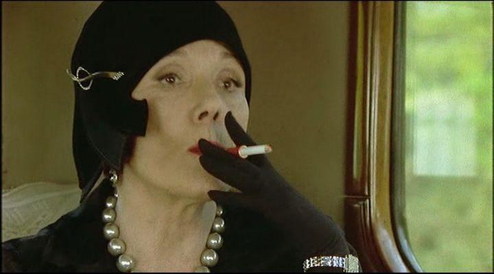 screencaps The Mrs Bradley Mysteries David Tennant Diana Rigg