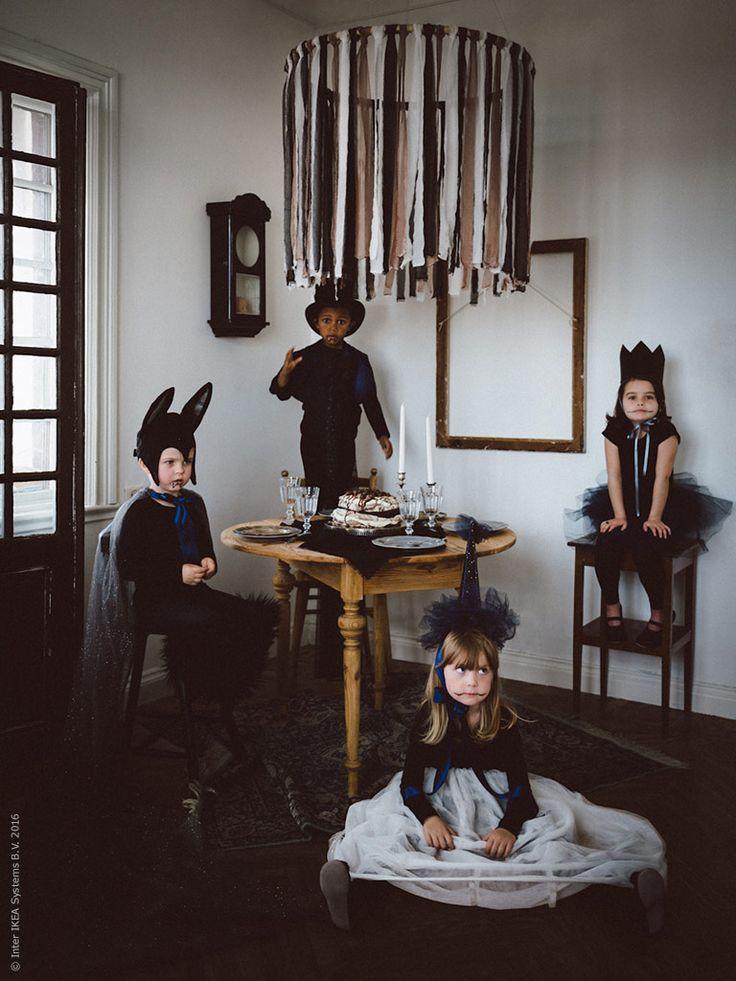 En magisk Halloween | IKEA Livet Hemma – inspirerande inredning för hemmet