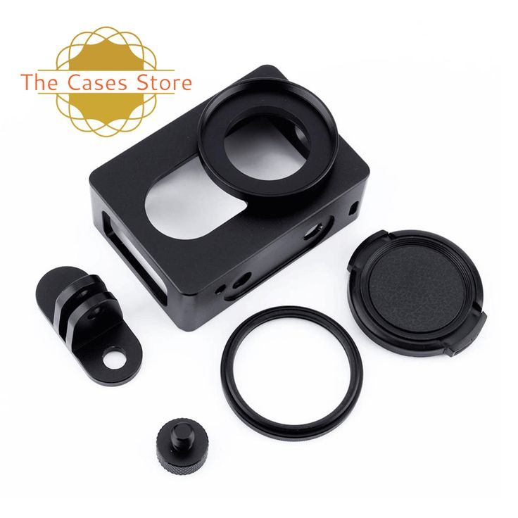 ACTION CAMERA FRAME PROTECTIVE CASE FOR XIAOMI YI I. Shockproof protection included for a better way of handling it. Buy here at https://www.thecasesstore.com/products/action-camera-frame-protective-case-for-xiaomi-yi-i #cameracase #actioncameracase #goprocase #coolcase #thecasesstore