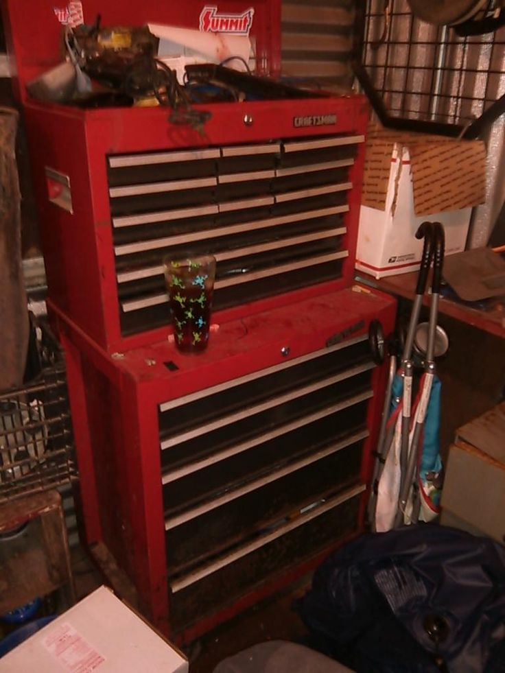 For Sale: Craftsman tool box for sale  no tool - Hello I have a nice tool box for sale it a top and bottom the last draw has a little rust on it pain will help it I just have no need for it no more it will not come with the tools. But well sell a few tools that are in it. Pm to come look at it. I am asking 125. OR BEST OFFER.  Come on out and look it over. It does have wheels on it.