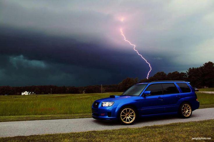 Subaru Forester.... love this wagon...