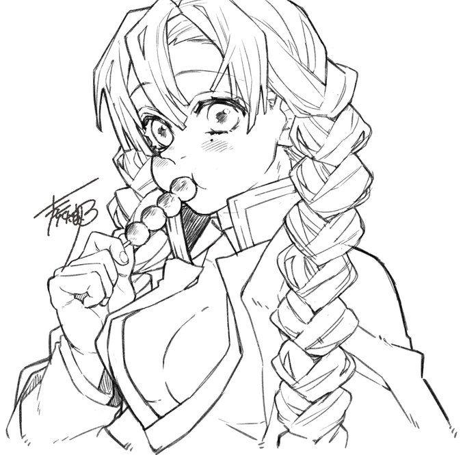 Twitter 2020 アニメ 塗り絵 キャラクター 塗り絵 かわいいアニメの女の子