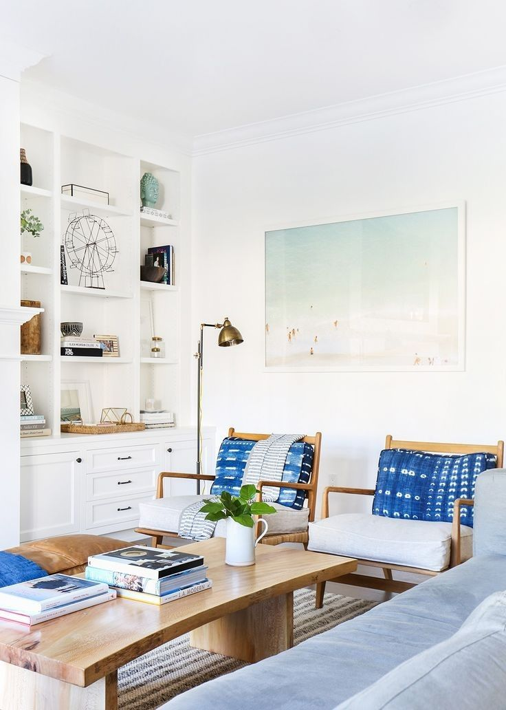 Modern Bohemian Living Room - Best of the Best: Our Favorite Rooms of the Year via @MyDomaine