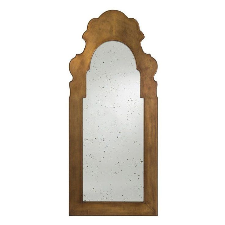 arteriors home nikos large wall mirror 35w x 81h in