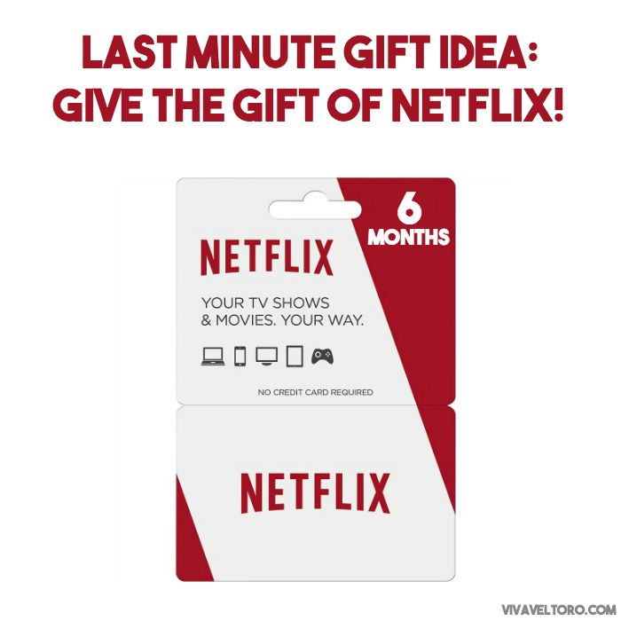 how to pay netflix with gift card