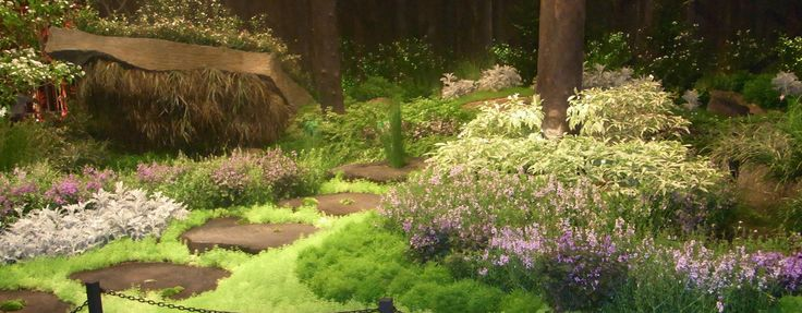 Modern Gardens and designs.
