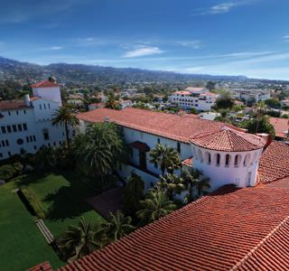 Santa Barbara Vacations--California Beach Hotels, Restaurants & Wineries