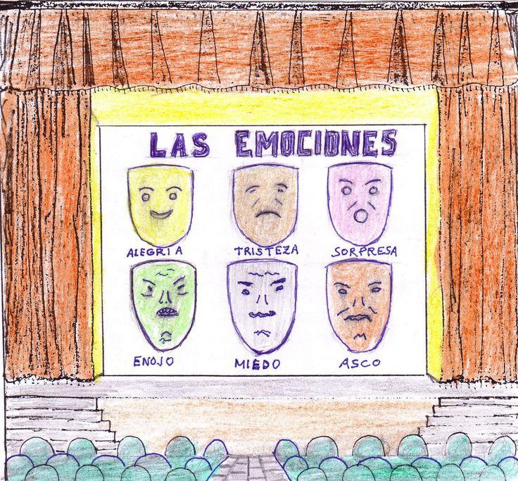 Plays For School Obras de Teatro Para Escolares.: EMOCIONES