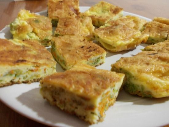 Frittata con fiori di zucchine: Zucchini, Recipes Seconds, With Flowers, Omelet With, Second Courses, Si Cucina, Flowers, Che Si