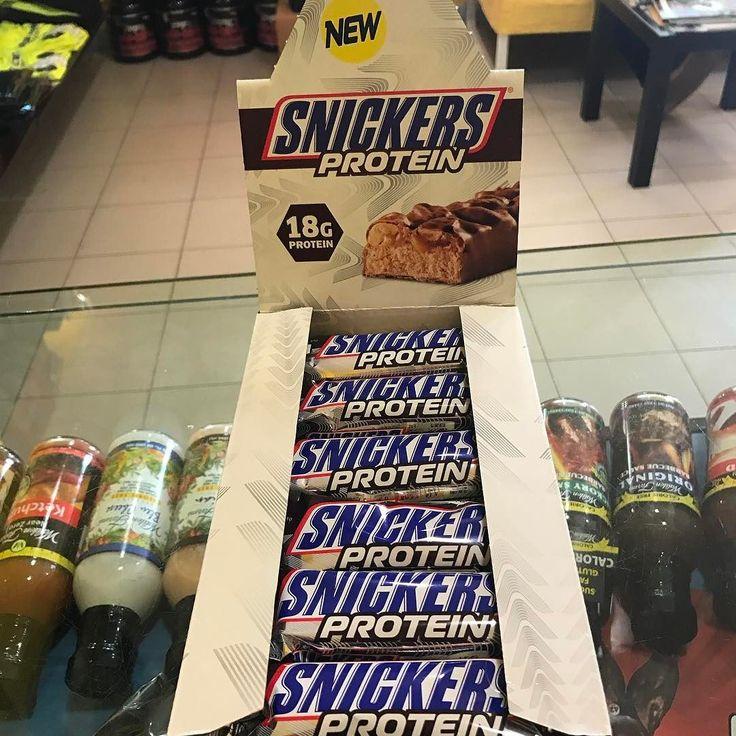 Snickers protein #comidasaludable #comodafitness #naturalzerospain #naturalzero #mcfit #mcfitcoruña #coruña #coruñamola #comidasana #oleiroscity #culleredo #cambre Todo esto y más en www.ironcansport.com