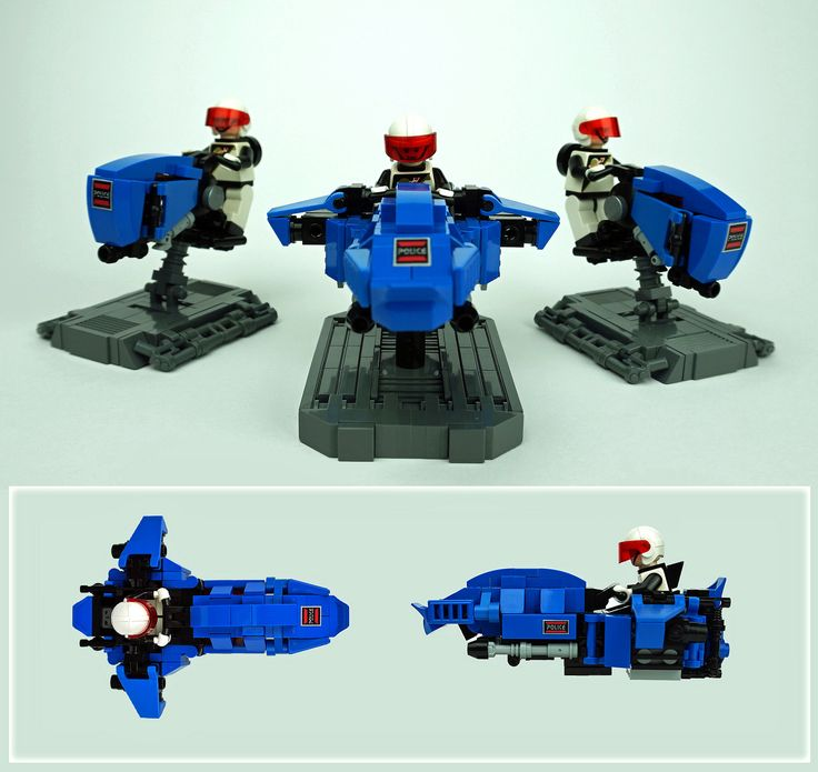Future Military Tanks LEGO MOC   Space Polic...