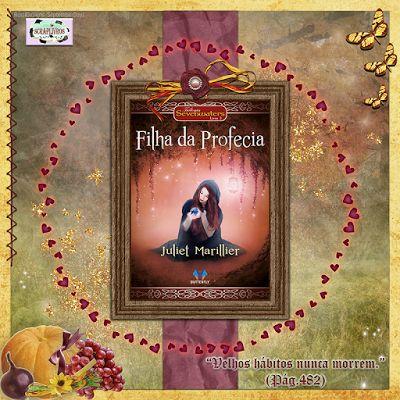 Scraplivros: Resenha: Filha da Profecia de Juliet Marillier (Ed...