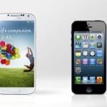 The Samsung Galaxy S4 has Apple shaking
