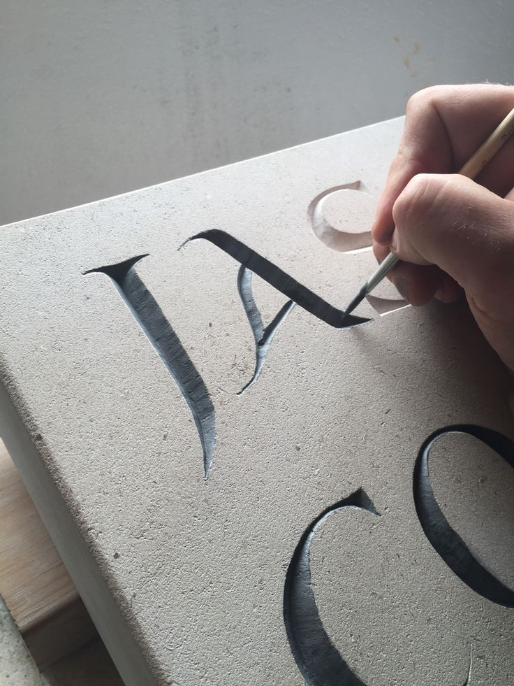 718 best images about letters stone carving on pinterest for carving letters in wood with dremel