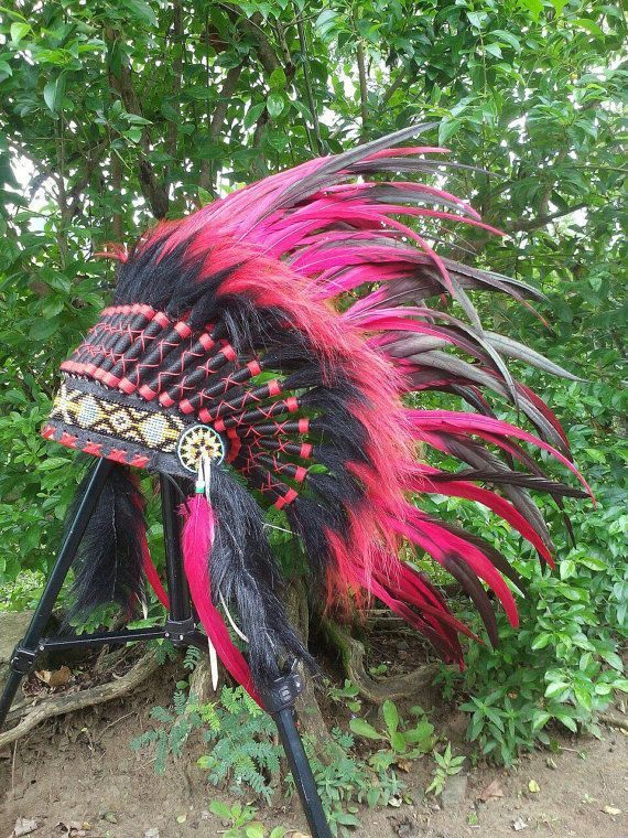 PRICE REDUCED Baby Warbonnet Toddler Indian by TheLandOfCockaigne
