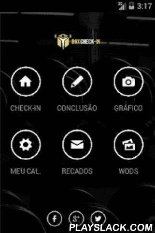 CrossFit Joinville  Android App - playslack.com ,  App para reserva de horários no CrossFit Joinville - SC. Exclusivo para clientes!http://crossfitjoinville.com.br/https://www.facebook.com/AcademiaIronHealthProjetado para facilitar a reserva de horários nas aulas, o sistema também atua como agente motivacional, pois permite o armazenamento de dados sobre a conclusão do treino, tais como número de repetições, tempo e carga. Além disso, ele possibilita a impressão de gráficos e relatórios para…
