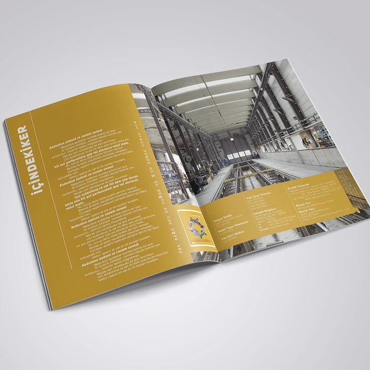 aydın sanayi odası kurusmal dergi tasarımı & üretimi. kurumsal ajans & tedarikci olarak ajansımızı tercih ettikleri için teşekkür ederiz. info@cagajans.com.tr