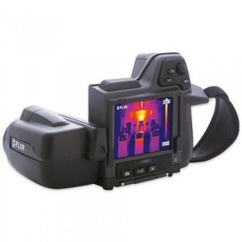 Flir T-Series Infrared Thermal Imaging Camera - T420 for 19% off at Energy Conscious