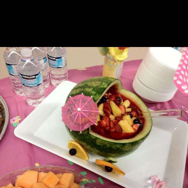 stroller fruit salad