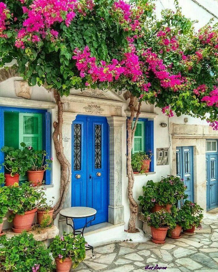 TİNOS Greece