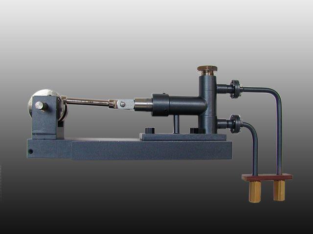 Tandem-Verbund-Maschine - Modell Dampf Forum