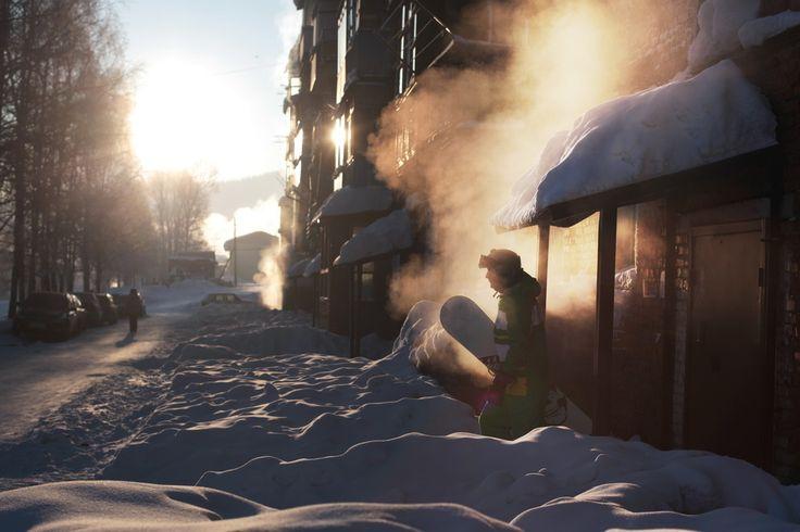 Sheregesh, Russia, 2012   por Maria Plotnikova