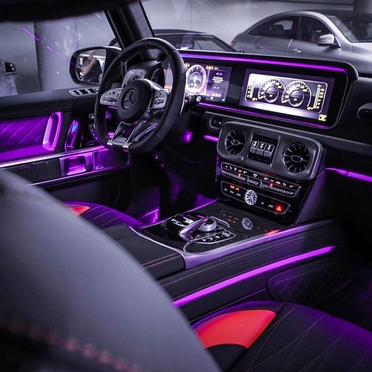 Mercedes Interior , Mercedes G Wagon