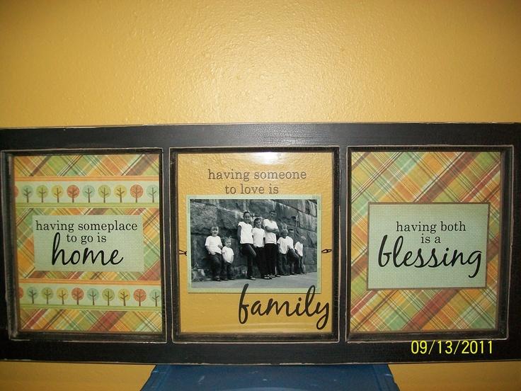 13 best framing Papa\'s letter images on Pinterest | Framed letters ...