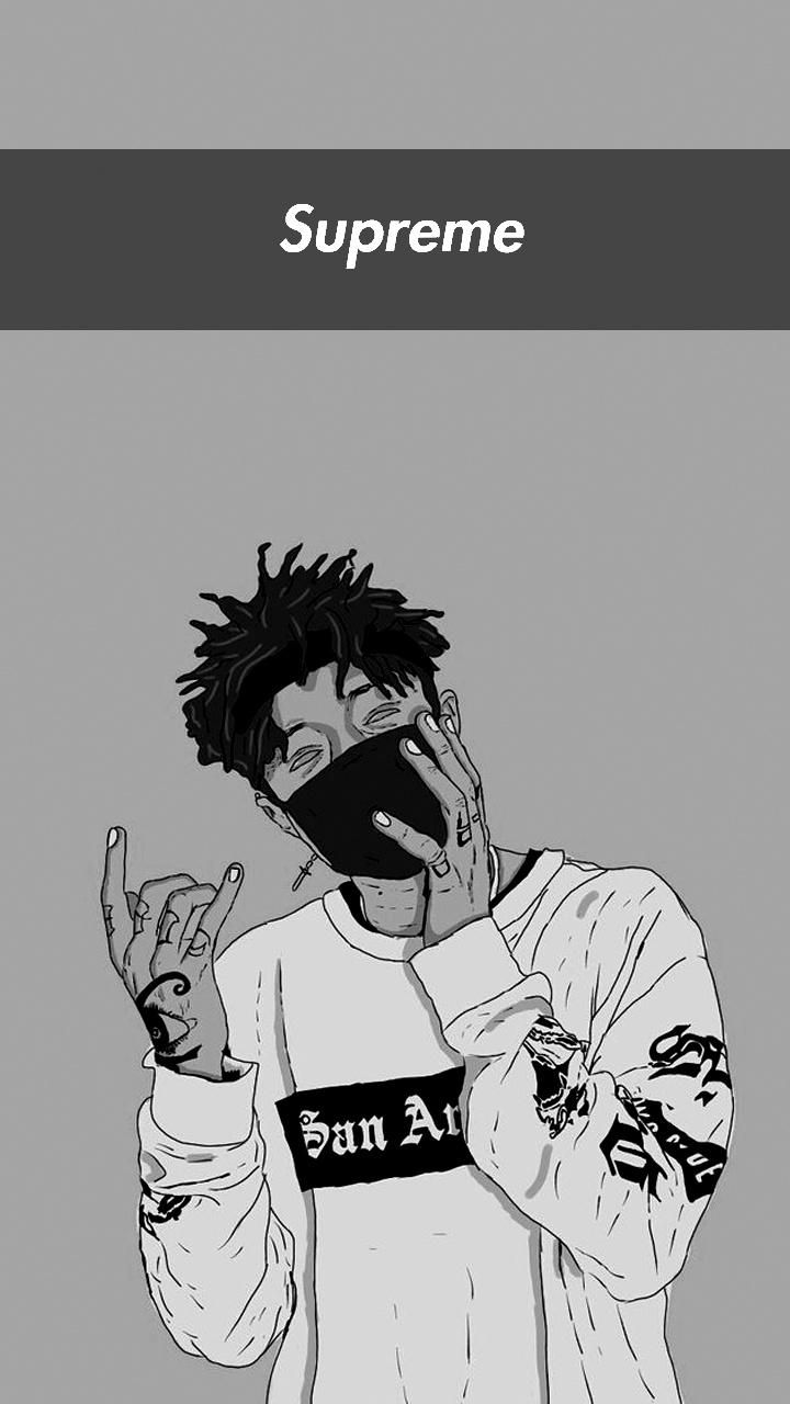 Download Scarlxrd Wallpaper By Prybz A9 Free On Zedge