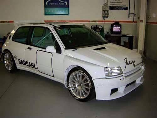 Clio Williams S Kit Car Maxi