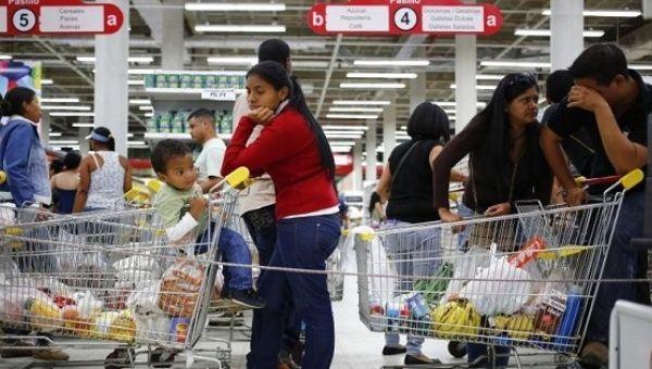Blaming Socialism, US Media Distorts Venezuela's Food Crisis! #Economy #Politic #Venezuela #USA #EU #Europe #News #Media #Food #Crisis