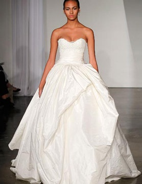 wedding dress christian dior
