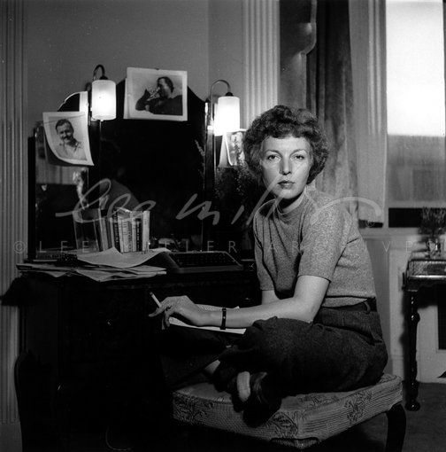 Martha Gellhorn covered the liberation of Dachau Concentration Camp
