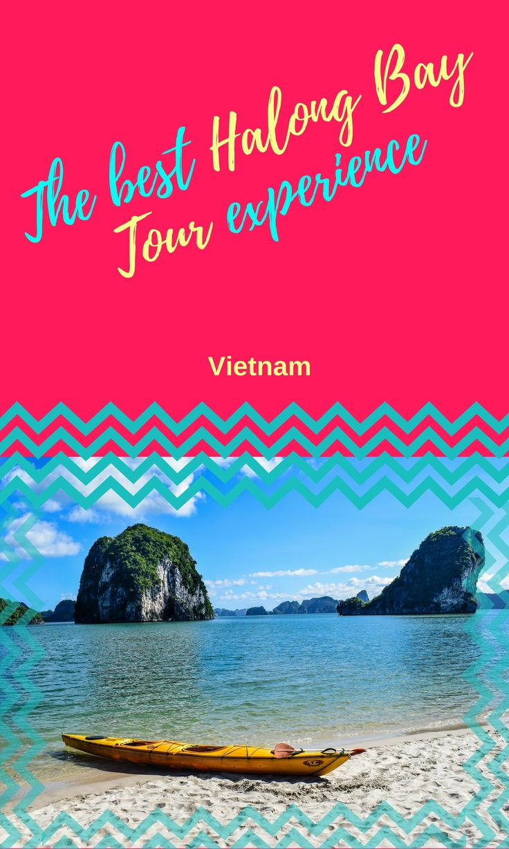 The Best Halong Bay Tour Experience | THE TRAVEL LEAF
