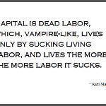 #IMAGE: Karl Marx Quote(6). #KarlMarx #Leftwing #Liberty #Marxism #Politics #Quote #Quotes #Socialism