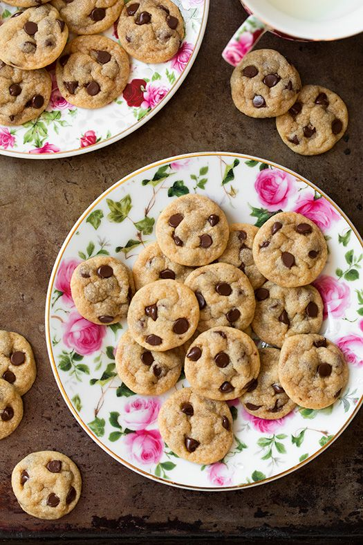 Chocolate Chip Cookie Bites | Cooking Classy