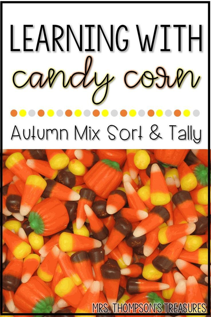 Candy Corn Math Fun Classroom Freebies Fun Math Classroom Freebies Math Sort