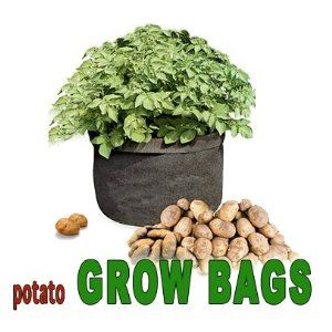 Unique Garden Gifts Potato Grow Bag