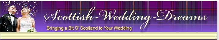 Wedding Traditions of Scotland- I love the Wishing Well and the Oathing Stone Traditions.  If and when I get to have a wedding, I hope to have those traditions celebrated.
