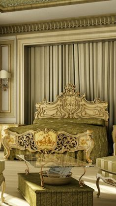 Luxury bedroom sets, Luxury bedrooms and King size beds on Pinterest