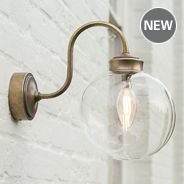 Compton Outdoor Wall Light made by Jim Lawrence
