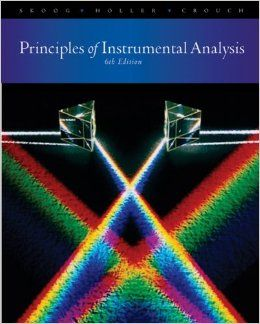 Free Download Principles of Instrumental Analysis (sixth edition) by Skoog, Holler and Crouch in pdf. https://chemistry.com.pk/books/skoog-principles-of-instrumental-analysis/